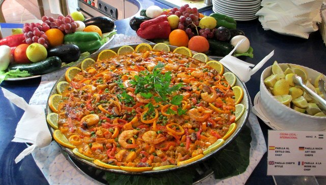 The healthy flavours of andalusia medplaya hotels blog for Andalucia cuisine
