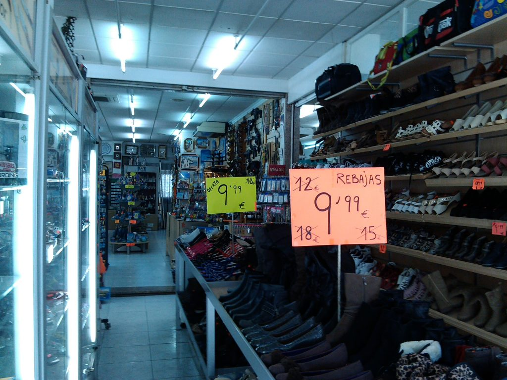 Sales-Benidorm