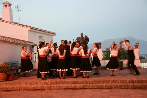 The Verdiales music festival in Málaga