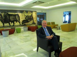 J.M.Bordera. Director del Med Playa Hotel Riviera