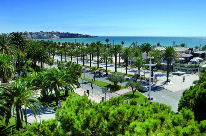 Palm-trees-Salou