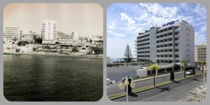 Hotel Riviera. Past and Present