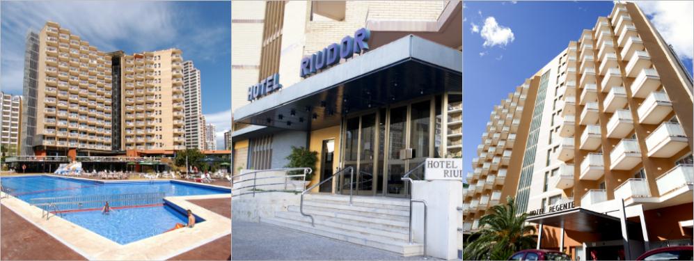 Benidorm Medplaya Hotels