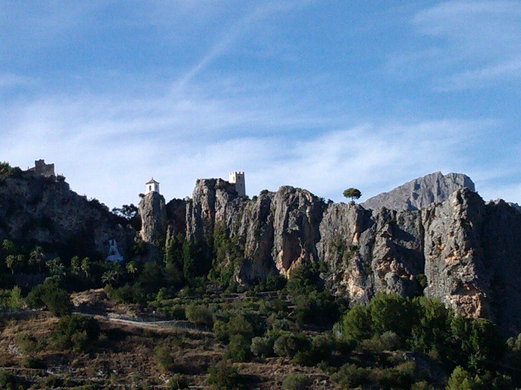 Pueblo-Guadalest