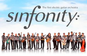 Sinfonity- first electric guitar orchestra in Malaga