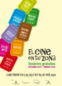 El cine en tu zona Sesiones gratuitas Malaga