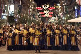 Fiesta de Moros y Cristianos Benidorm 2013