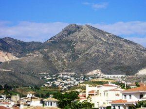 Monte Calamorro en Benalmádena