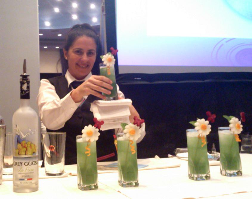 Provincial cocktail contest 2013