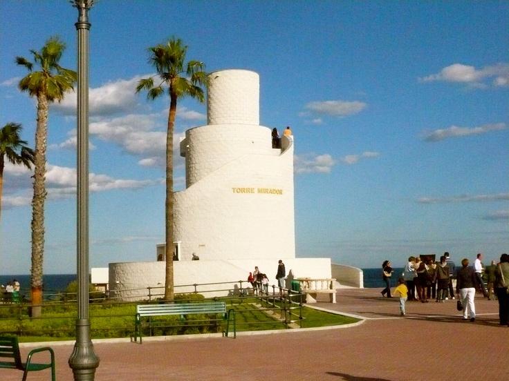 Mirador Parque La Batería Torremolinos