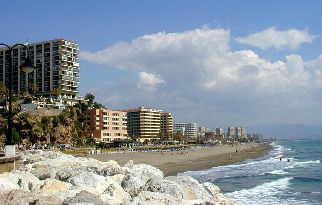 Bajondillo playa Torremolinos