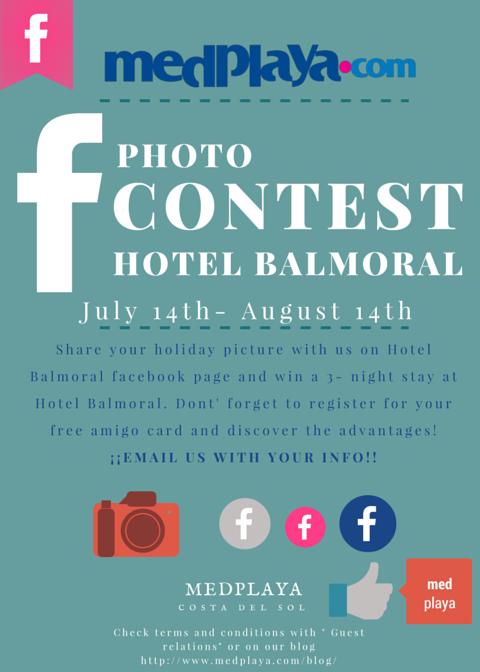 Photo contest Hotel Balmoral