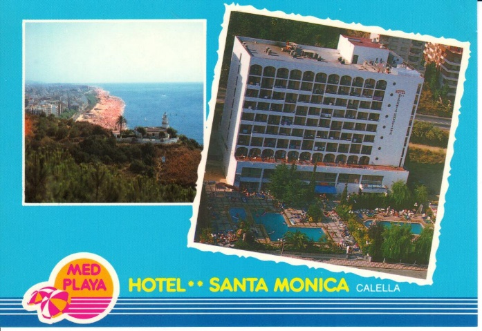 Santa Monica 1987