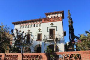 Free activities Salou actividades gratis Xalet_del_passeig_Jaume_I,_8_(Salou)_-_2