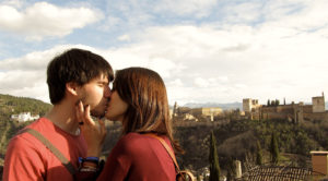 TOP 5 for Valentine's Day The most romantic places in Spain Granada