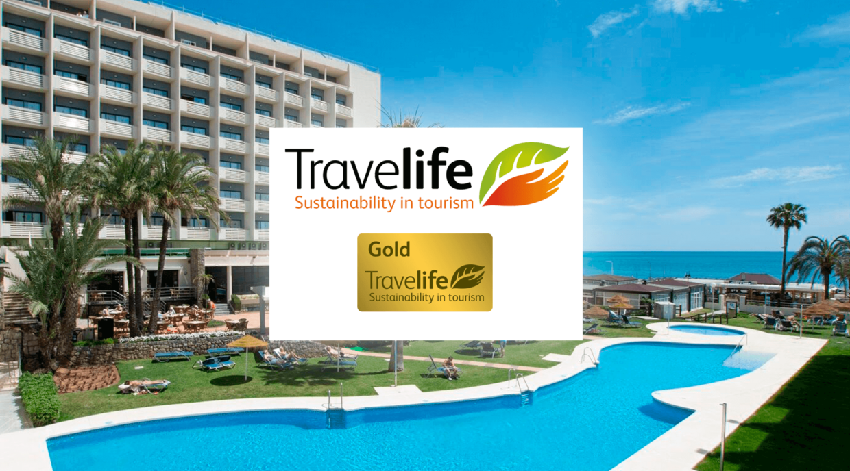 Nine MedPlaya Hotels earn a Travelife Gold Award