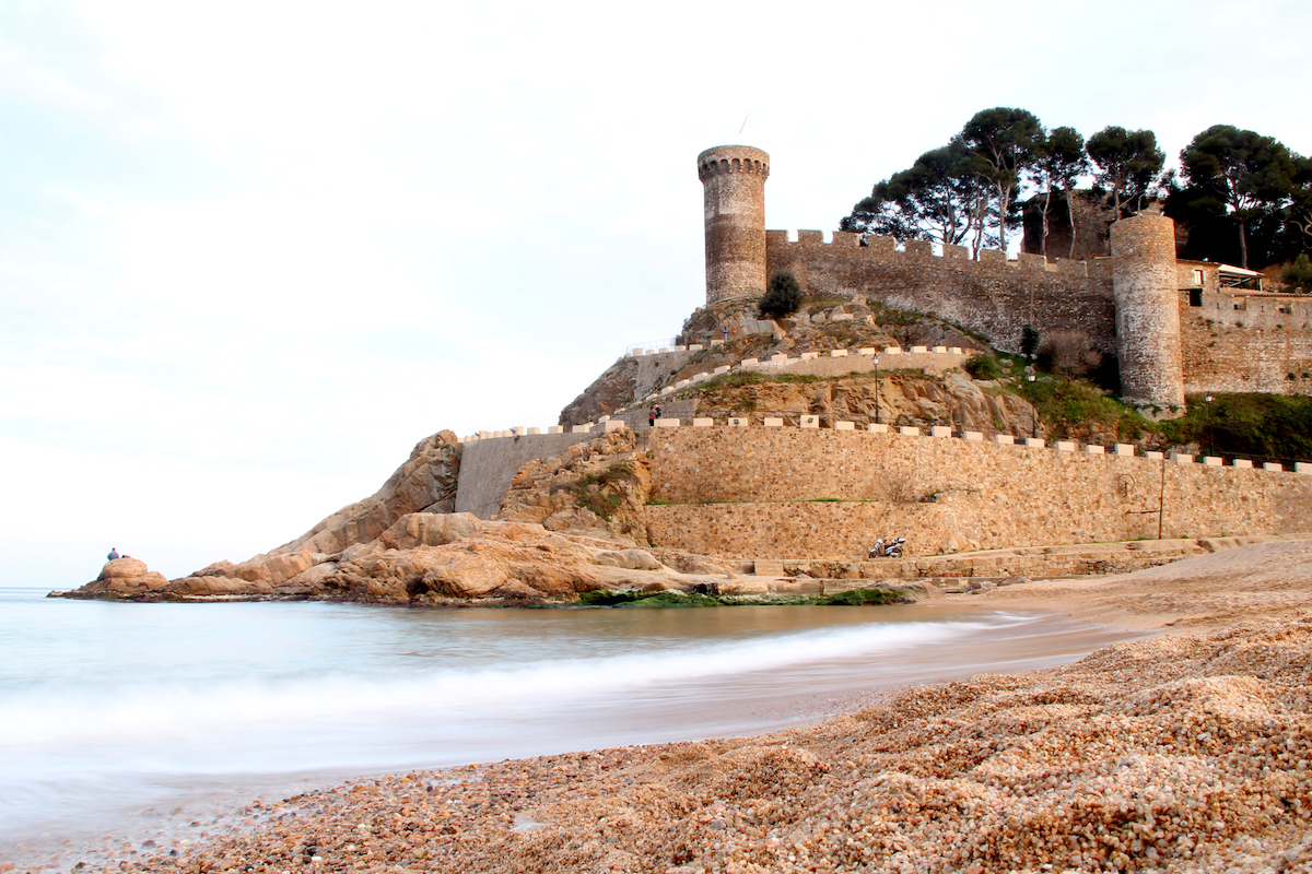 The history behind Tossa de Mar