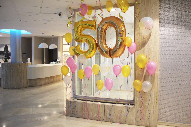 Lo mejor de las fiestas MedPlaya50