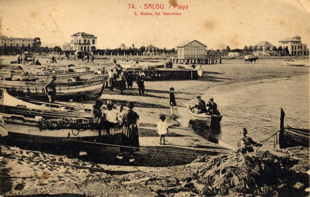 Salou historical