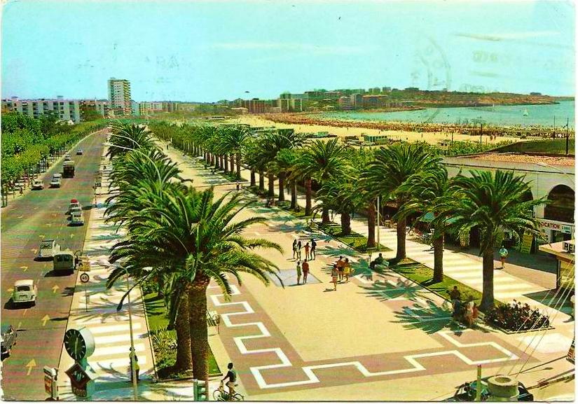 Salou historical 1960