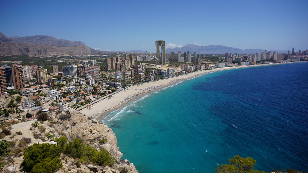 Free activities in Benidorm