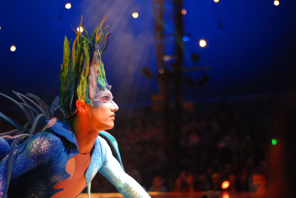 Everything about Cirque du Soleil show in Port Aventura