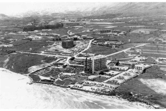 How was Benalmádena some years ago?