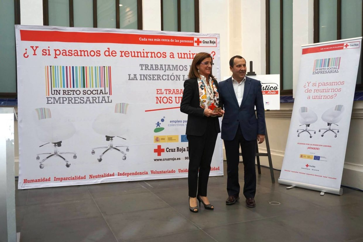 MedPlaya, recognized by the Spanish Red Cross for its solidarity work