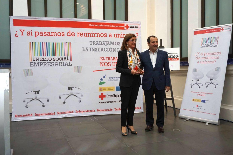 MedPlaya, reconocida por Cruz Roja por su labor solidaria