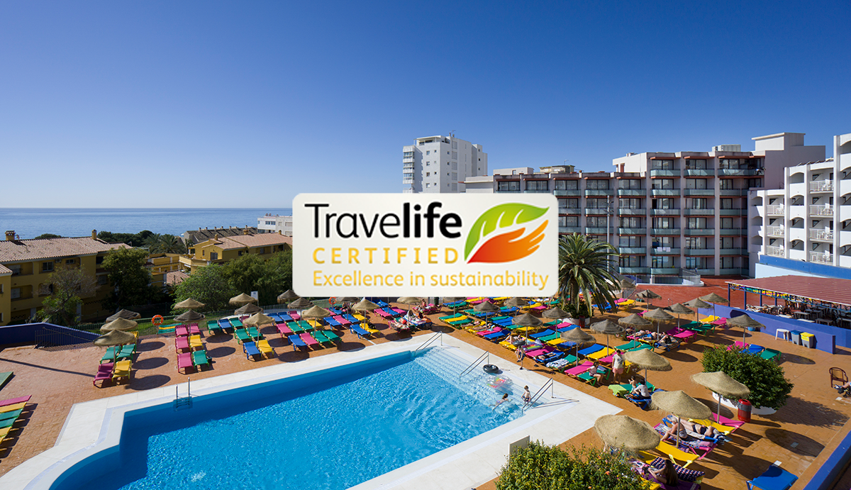 MedPlaya hotels receive Travelife certification: sustainability in tourism
