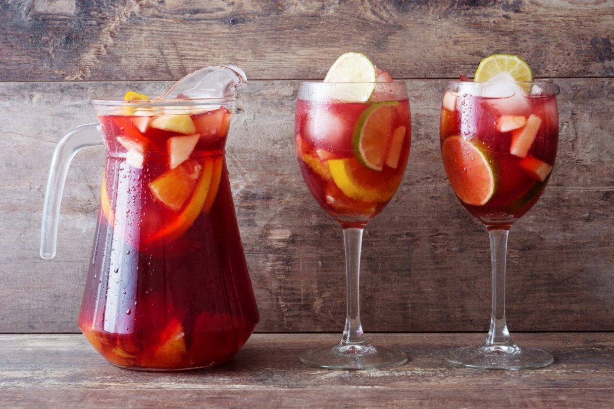 A tradition at home: How is sangria made?