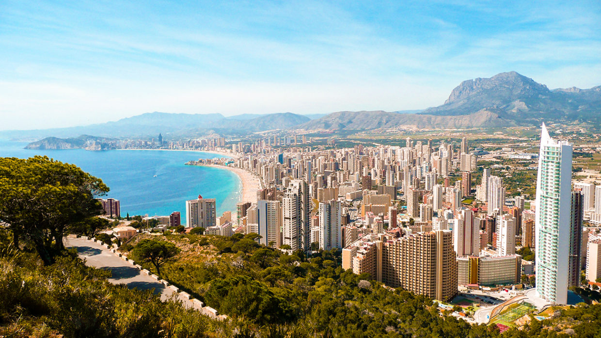 Benidorm, a sustainable city