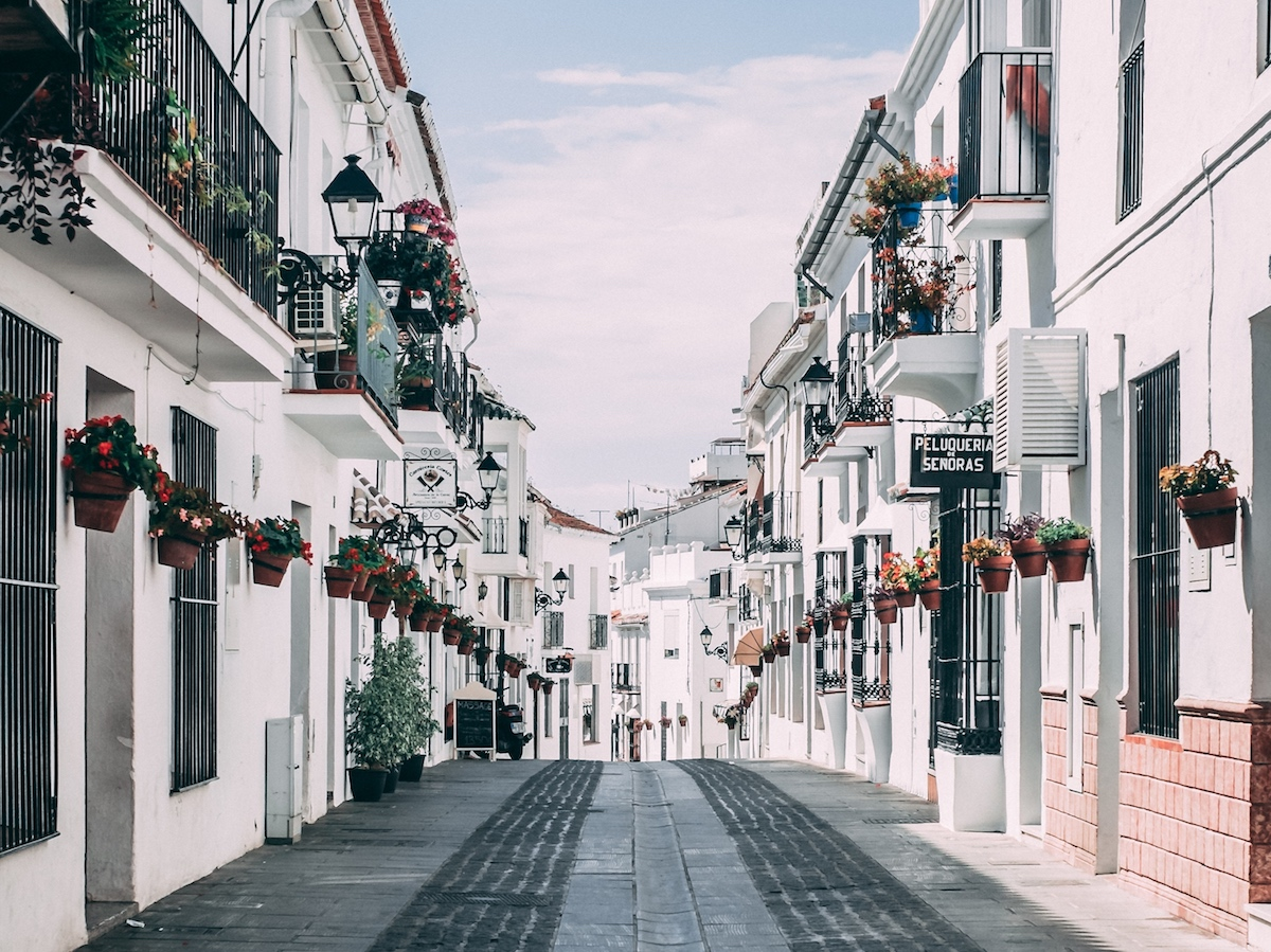 Mijas, the charming white village on the Costa del Sol
