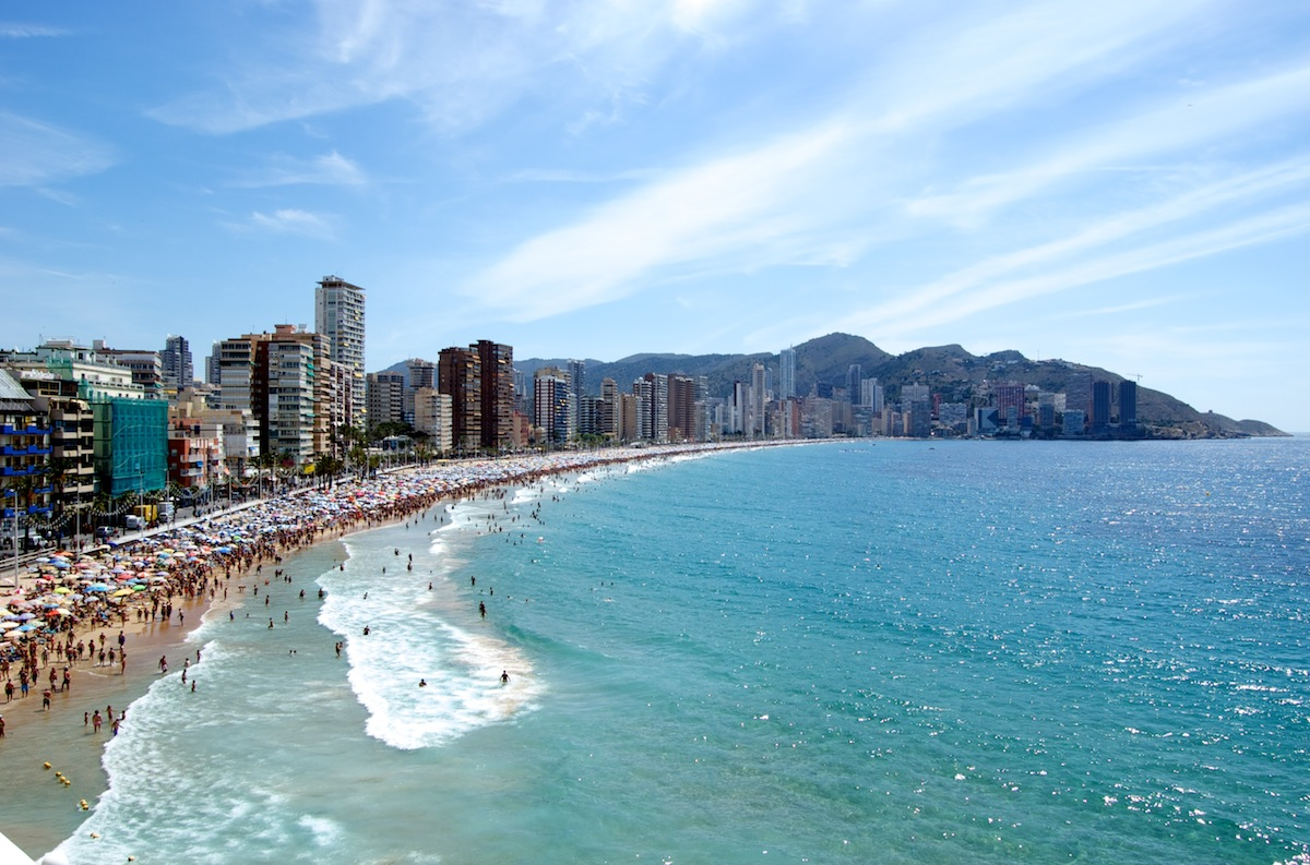 Things to do in Benidorm beyond its beaches