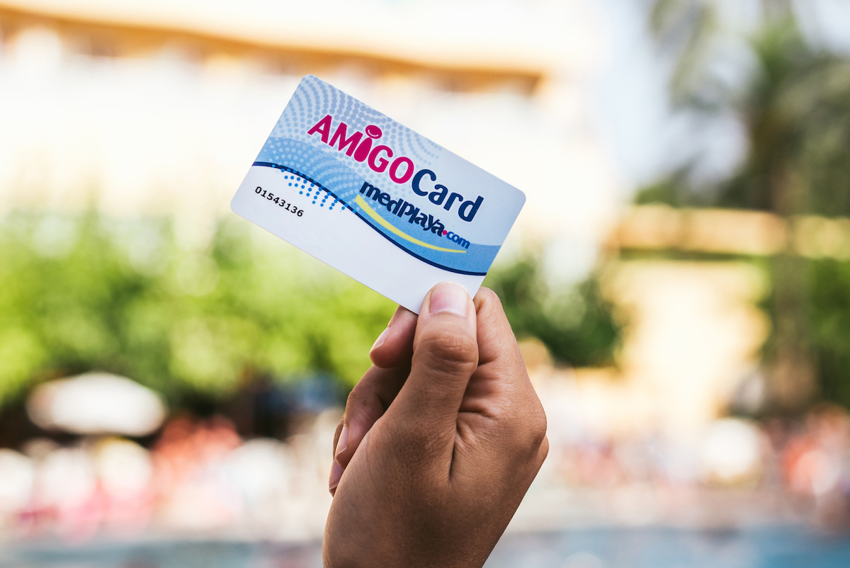 Do you still not know our Amigo Card loyalty programme?