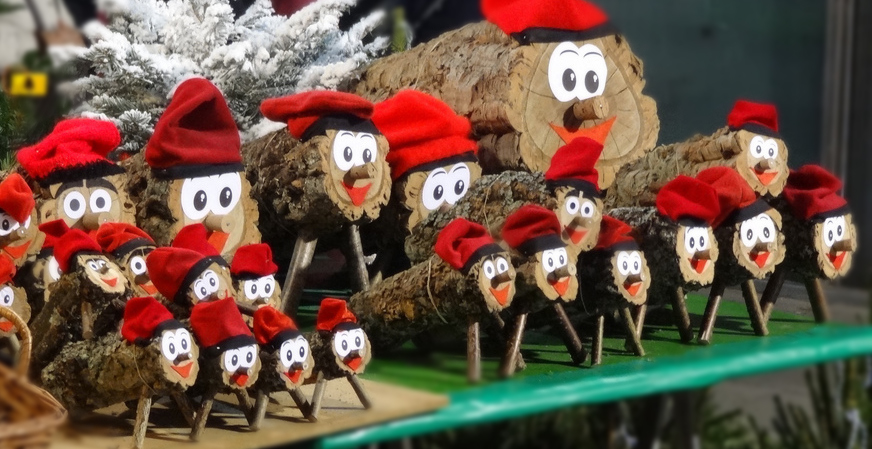 Como se vive la Navidad en España