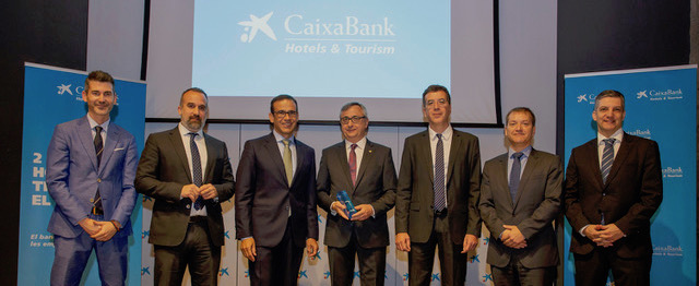MedPlaya wins the CaixaBank Hotels & Tourism award that recognises innovation in tourism companies