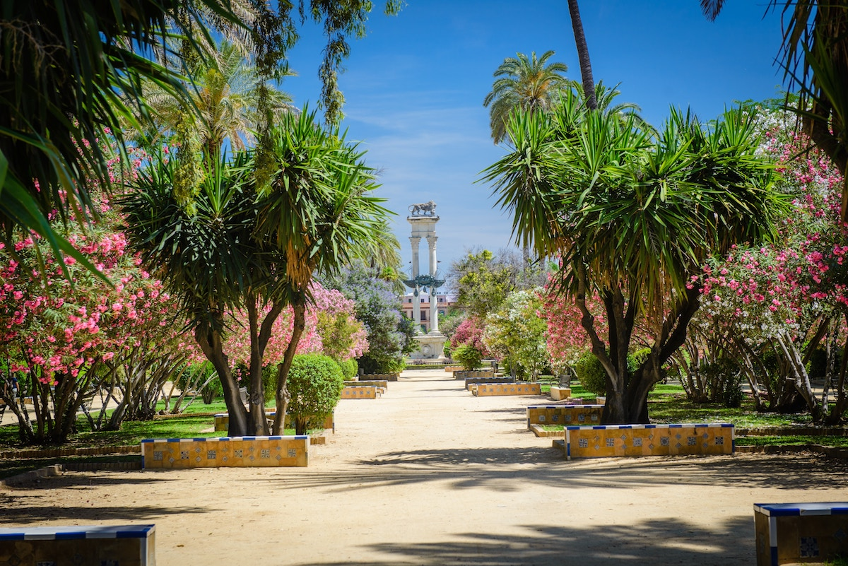 Botanical Gardens in Andalusia