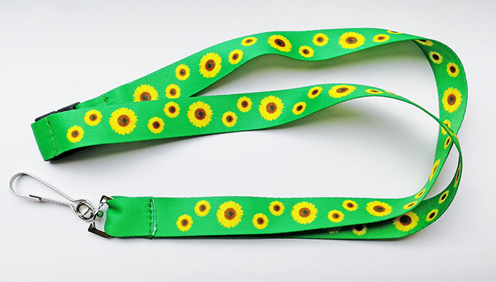 Sunflower Lanyard Scheme