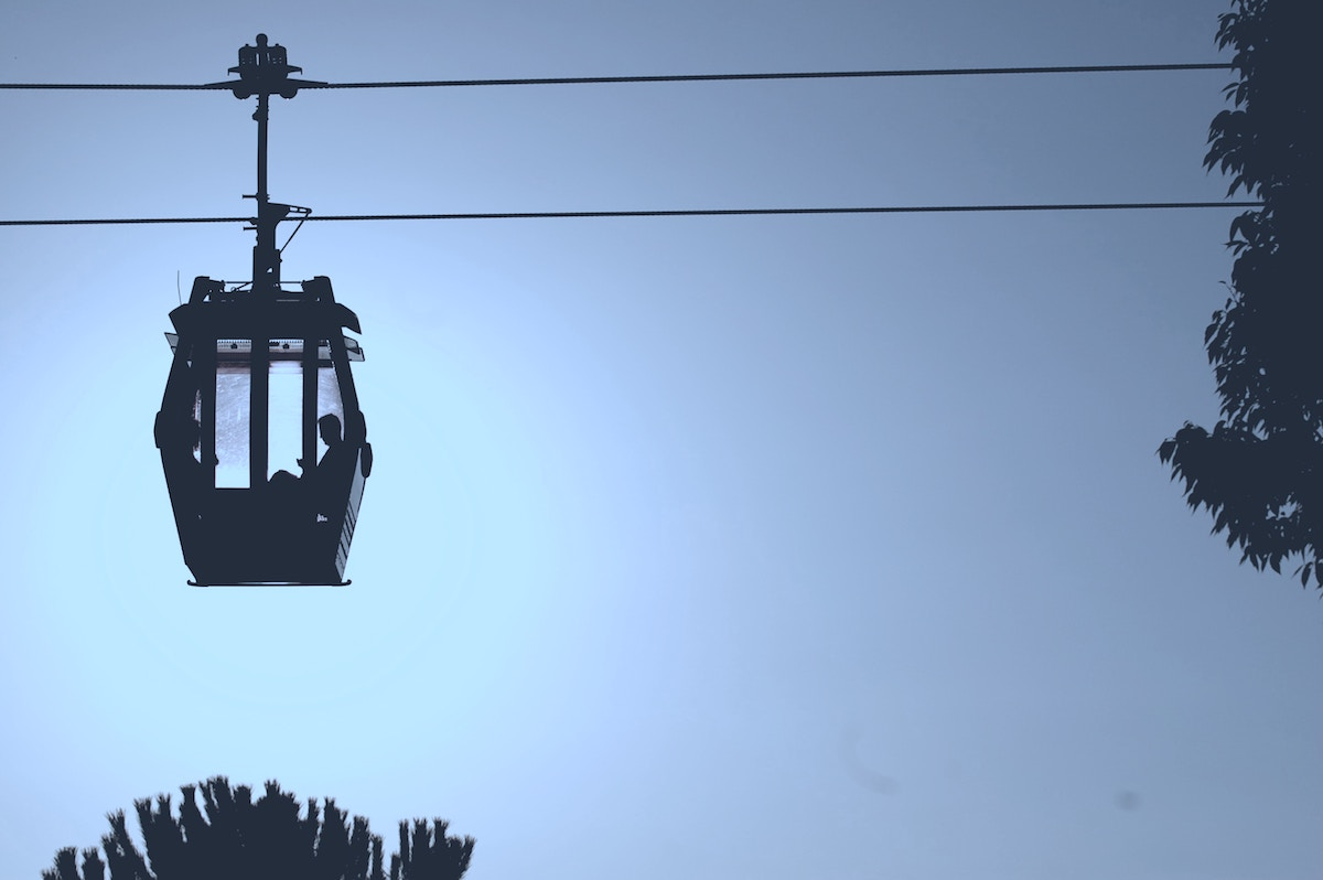 Benalmádena Cable Car