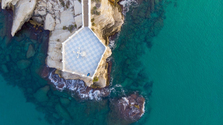 El Balcón del Mediterráneo: the blue paradise of Benidorm