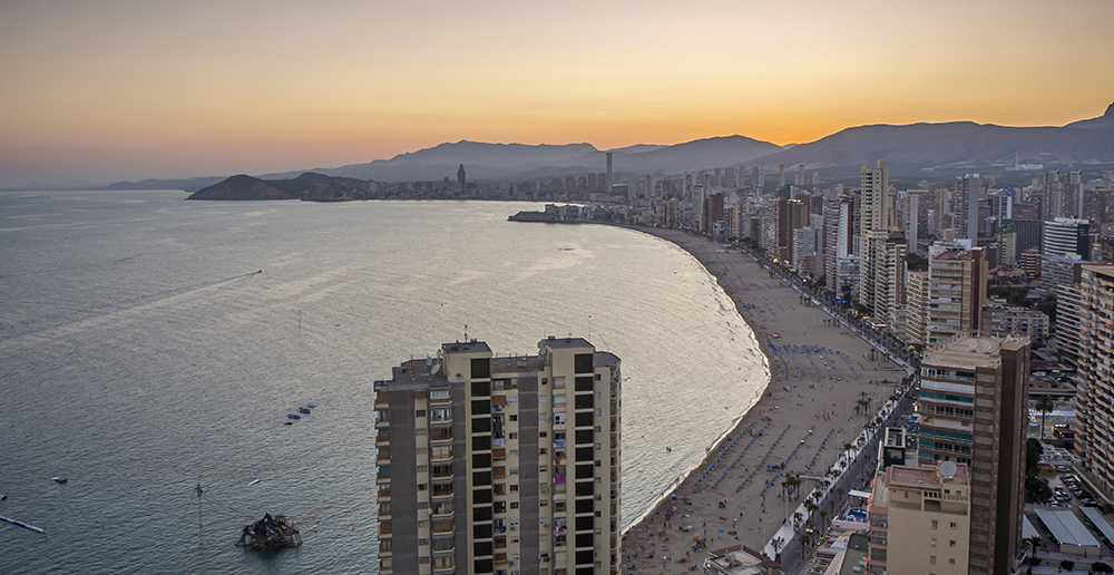 Benidorm: a city to visit with children